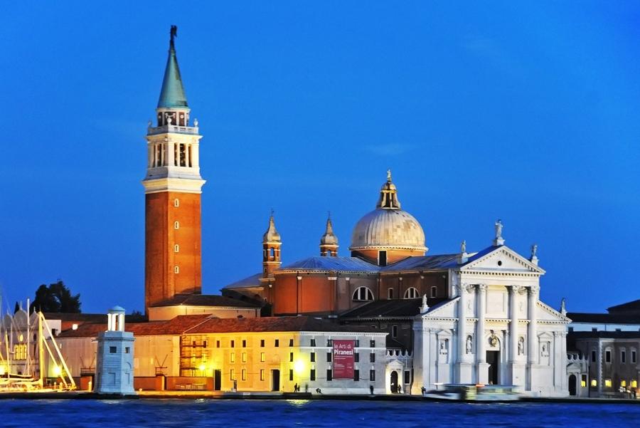 Art Night 2018 Extraordinary Opening Of The San Giorgio Maggiore