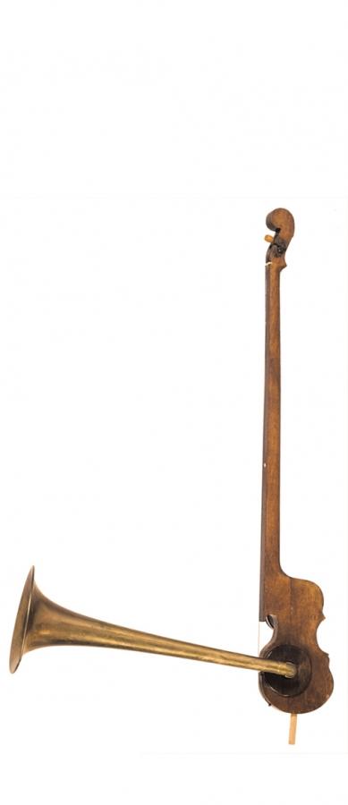 Monocordo ad arco con campana for Planimetrie della cabina ad arco